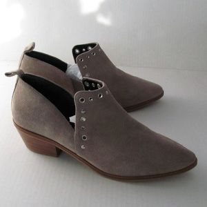 Rebecca Minkoff Sz 9 Sand Annette Side Cut Booties